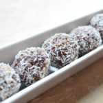 Saucepan Kids choco balls - the perfect healthy snack for the whole family