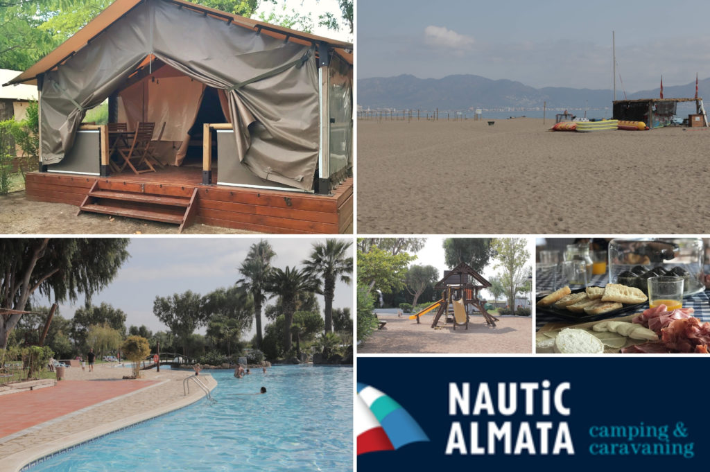 Saucepan Kids visit Costa Brava in Catalonia Spain - family friendly campsites in Spain - top things to do with kids in Catalonia - Camping Nautica Almata Review