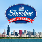 Shoreline Sightseeing lake tours in Chicago - Navy Pier Chicago - top things for kids to do in Chicago - Saucepan Kids Debbie Woodward visits Chicago to see how family friendly this US city is
