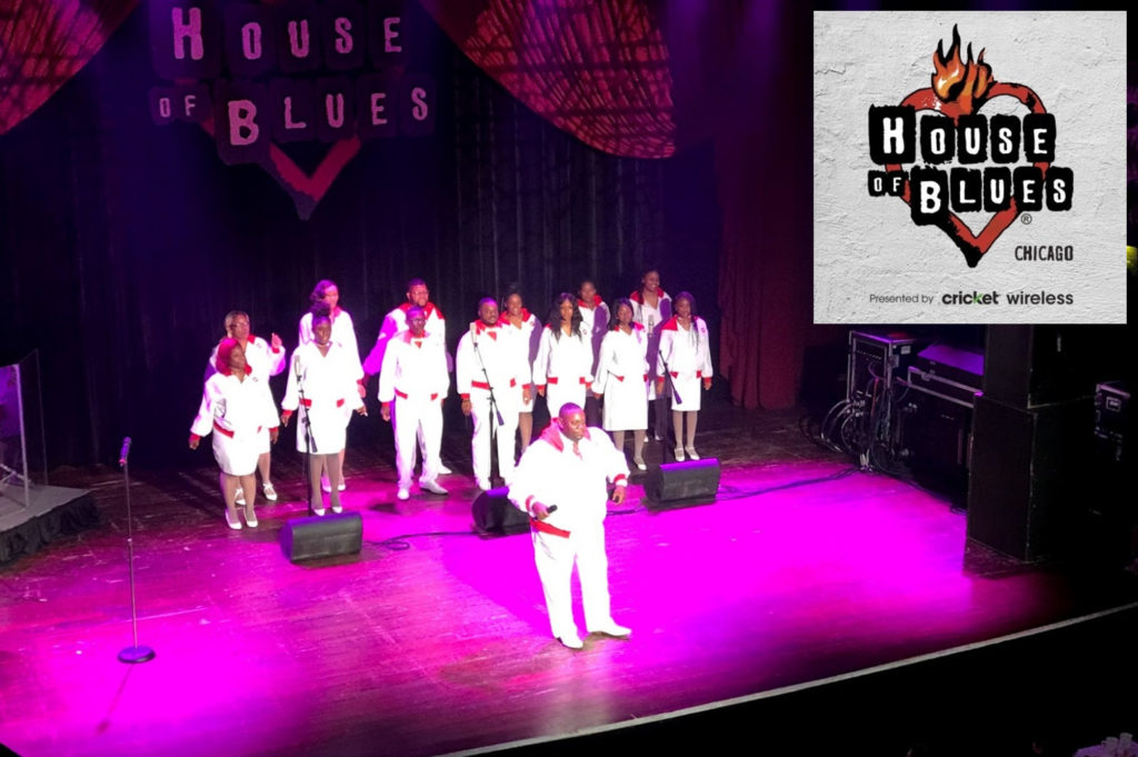 House of blues in Chicago - top things for kids to do in Chicago - Saucepan Kids Debbie Woodward visits Chicago to see how family friendly this US city is