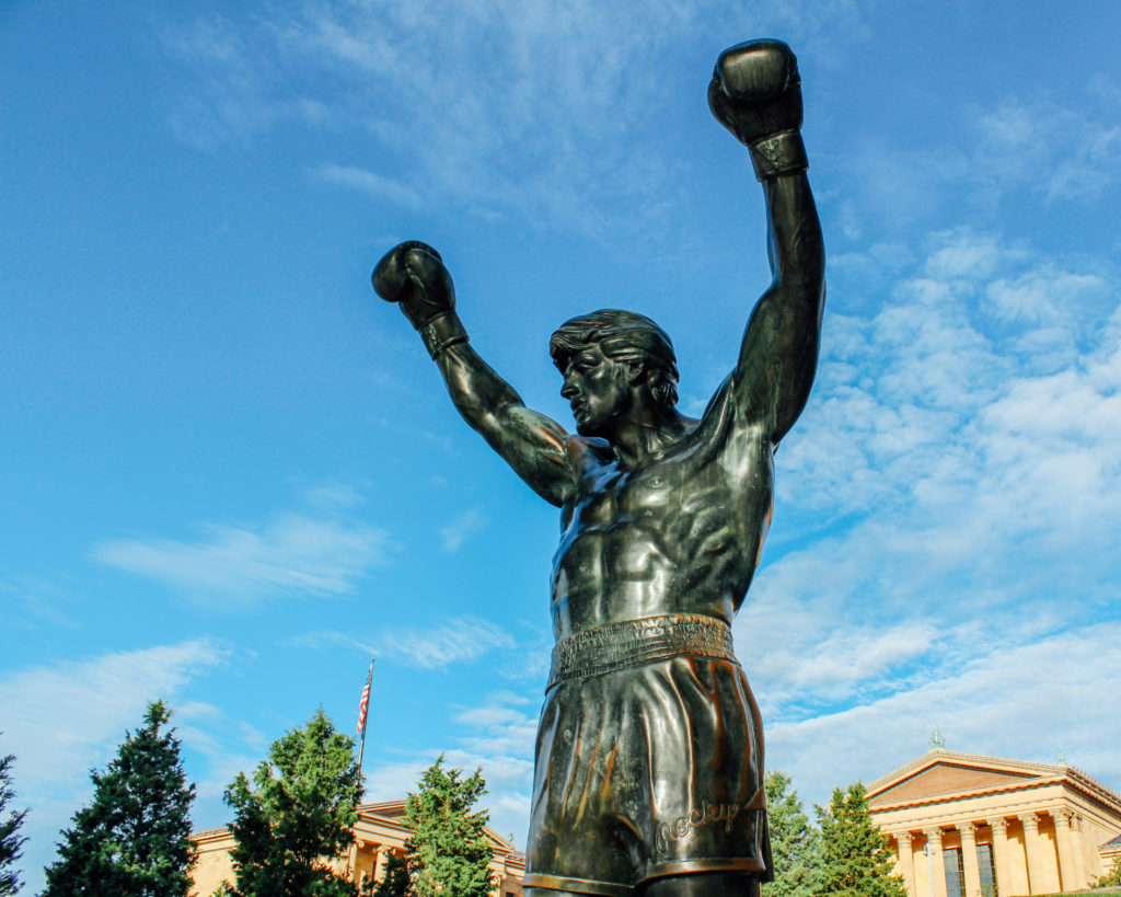 Top family friendly things to do in Philadelphia - Top things to do with kids in Philadelphia - Rocky Statue
