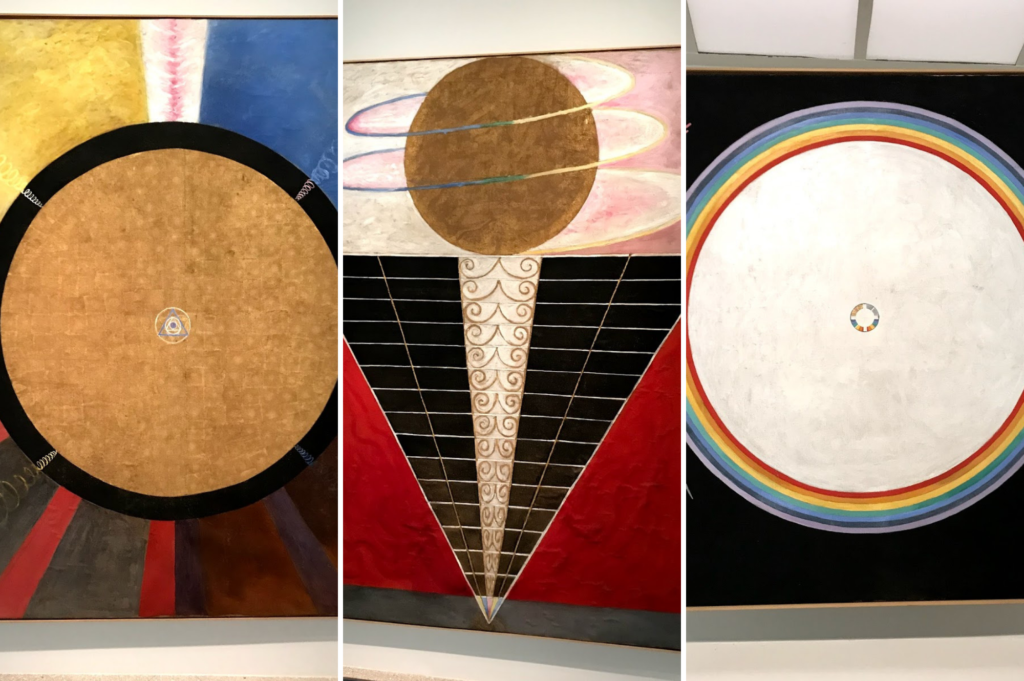 Top family friendly things to do in New York - Top things to do with kids in New York - Guggenheim Museum - Hilma af Klint