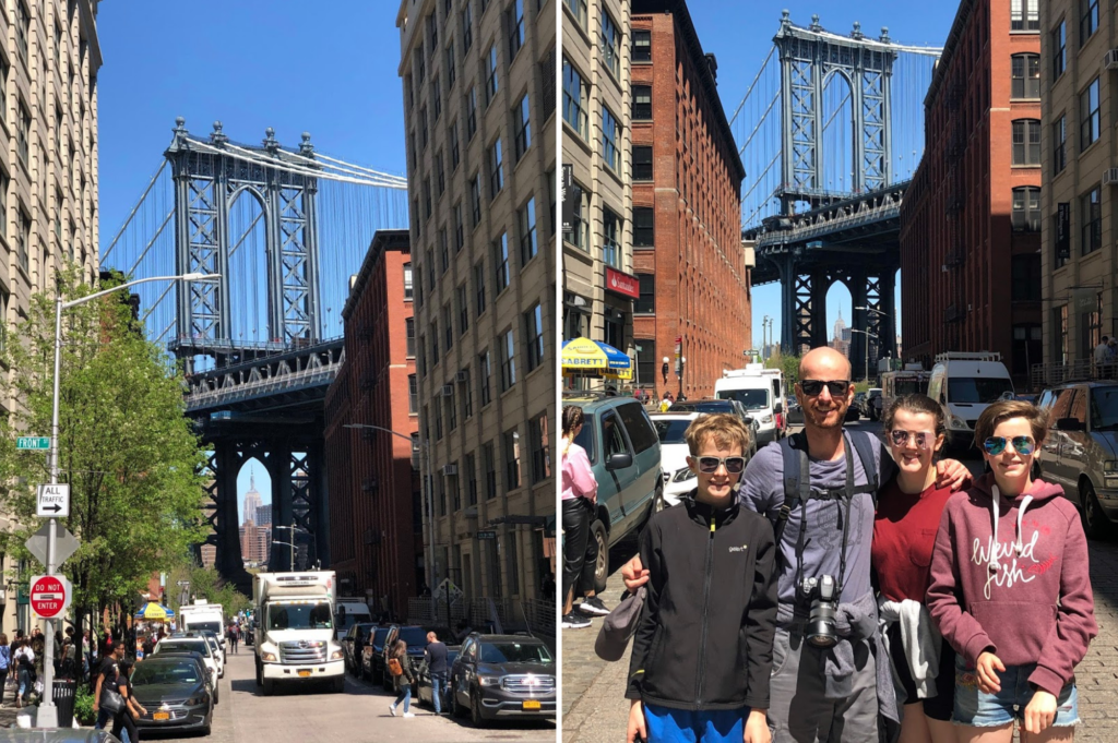 Top family friendly things to do in New York - Top things to do with kids in New York - Guggenheim Museum - Dumbo