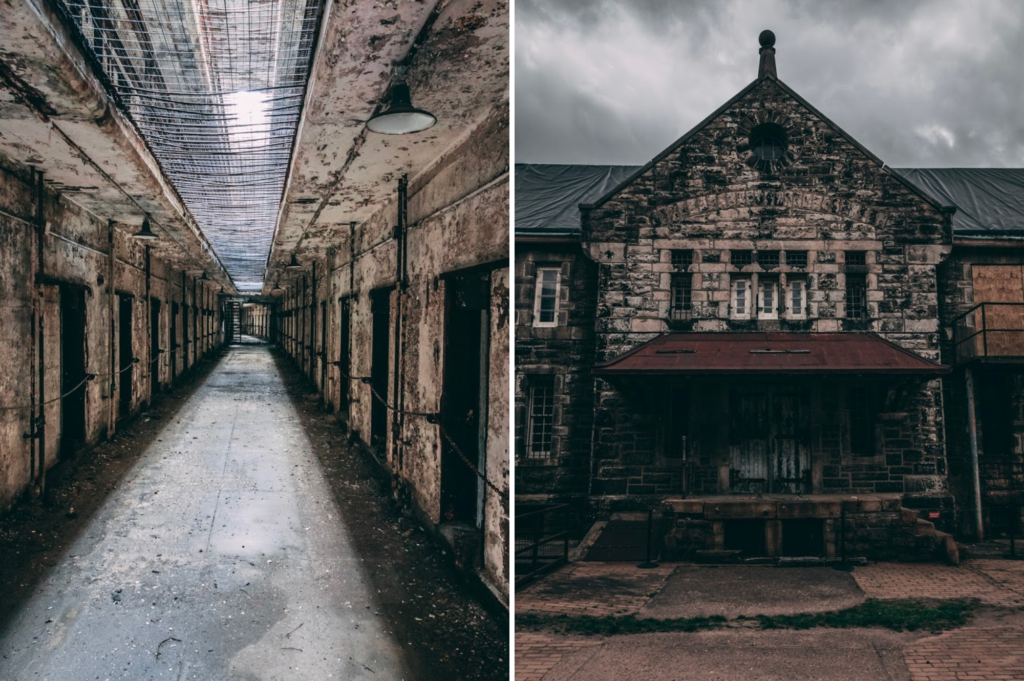 Top family friendly things to do in Philadelphia - Top things to do with kids in Philadelphia - Eastern State Penitentiary