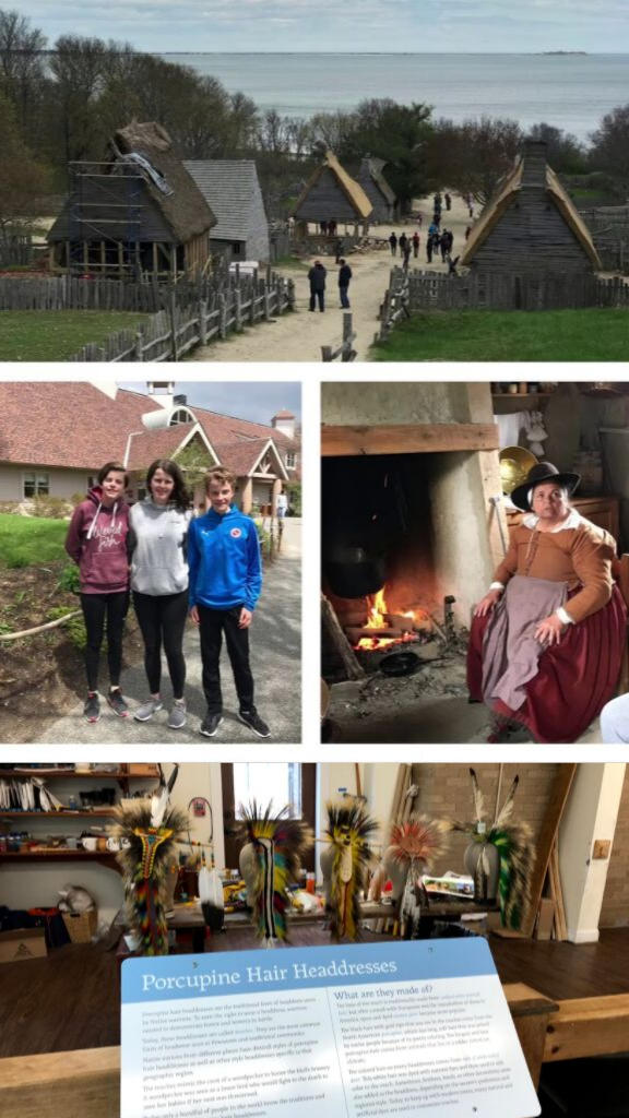 Top family friendly things to do in Cape Cod - Top things to do with kids in Cape Cod - Plimoth Plantation