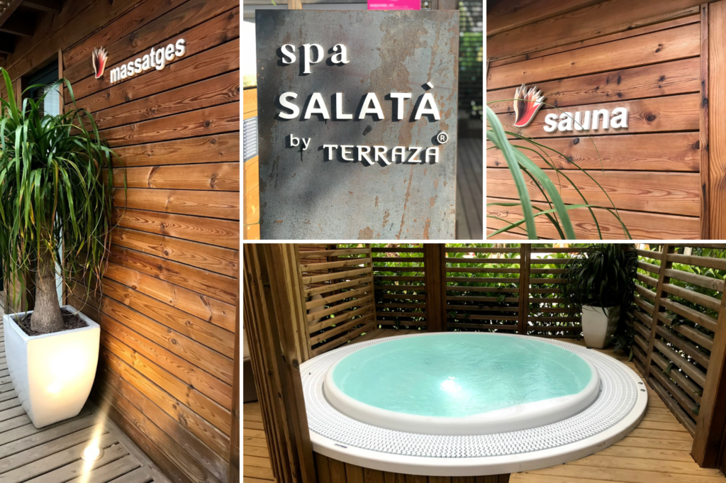 Top family friendly places to stay in Roses Costa Brava - Saucepan Kids review Camping Salata - Spa