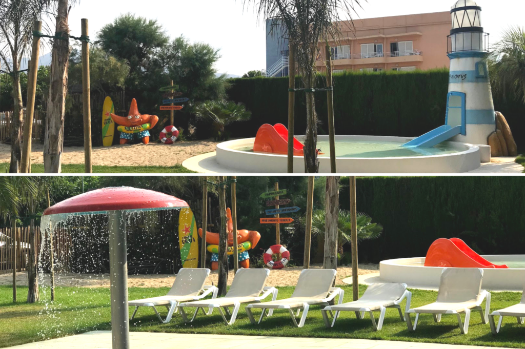 Top family friendly places to stay in Roses Costa Brava - Saucepan Kids review Camping Salata - kids swimming pool