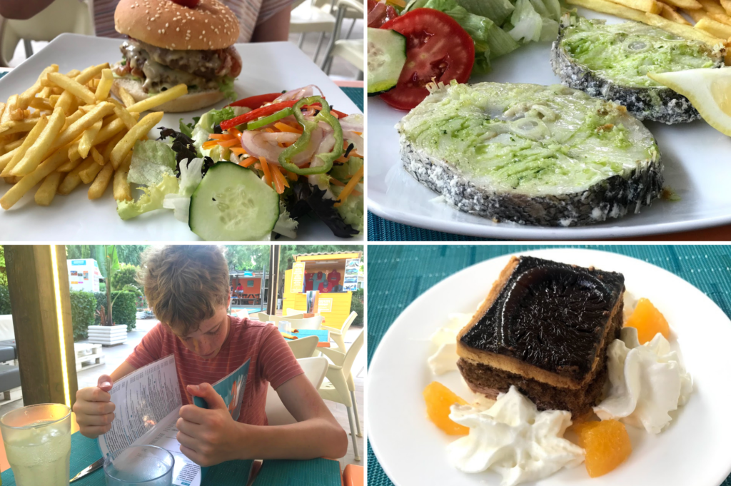 Top family friendly places to stay in Roses Costa Brava - Saucepan Kids review Camping Salata - Restaurant
