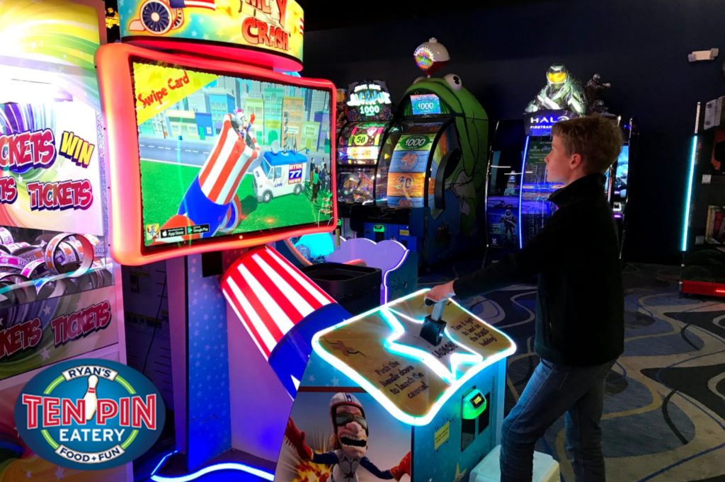 Family Fun at Ryan's Ten Pin Eatery Cape Cod – A Review