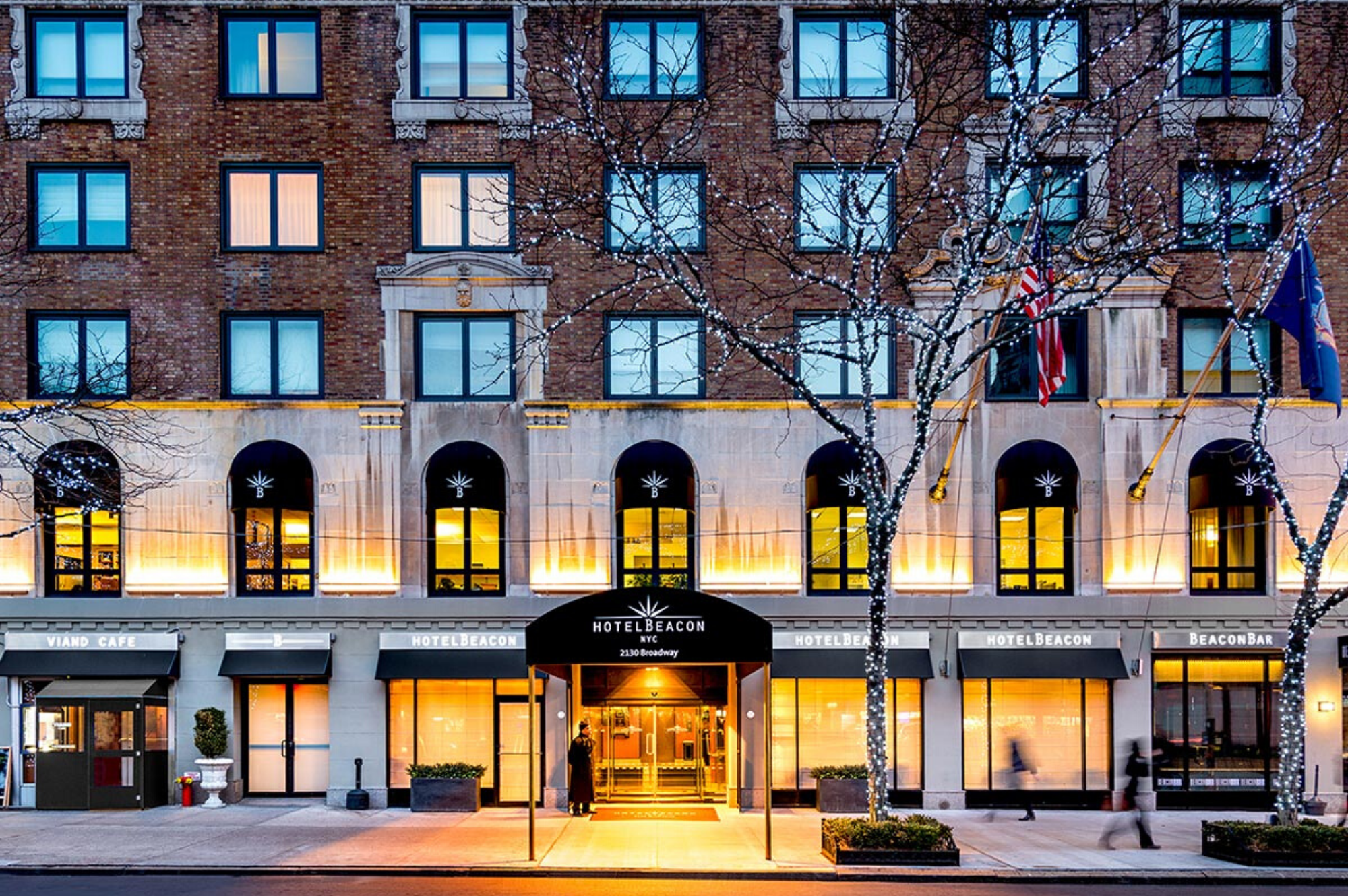 Saucepan Kids review Hotel Beacon New York - Family-friendly hotel accommodation in New York NYC