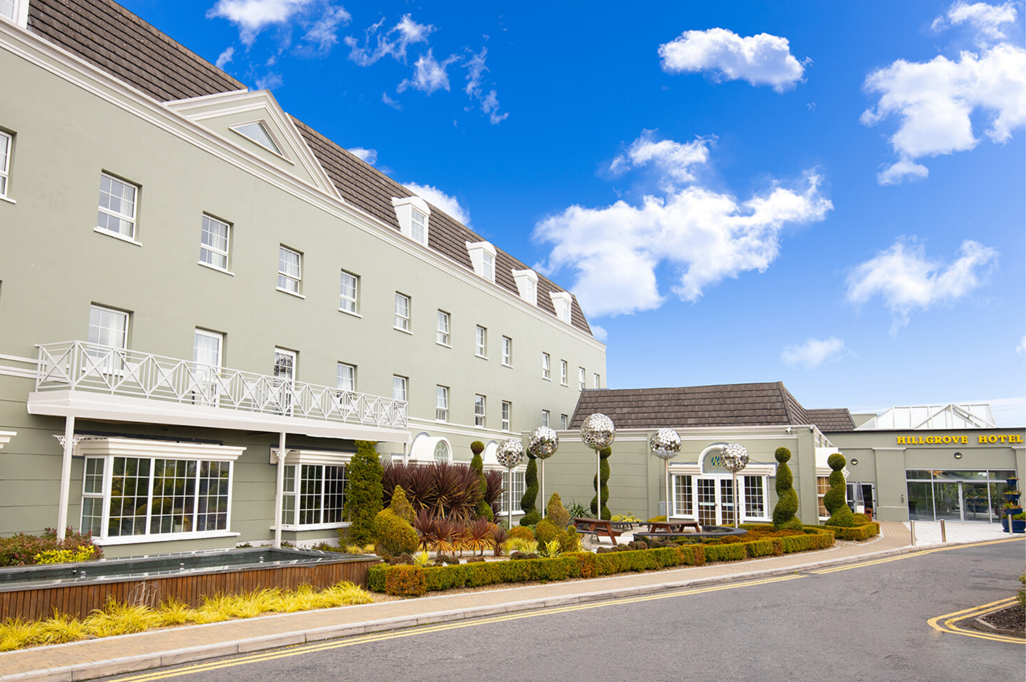 Hillgrove Hotel and Spa Monaghan - A Saucepan Kids review - Family Travel and Food Ireland
