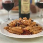 Homemade Sausage Ragu - Saucepan Kids Easy Italian Pasta Family-Friendly dinner