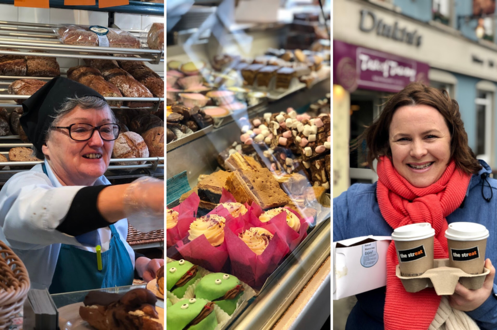 saucepan Kids visit Co. Monaghan to try and review family-friendly things to do in Monaghan - Things for teenagers to do in Monaghan - Dinkins Artisan Bakery