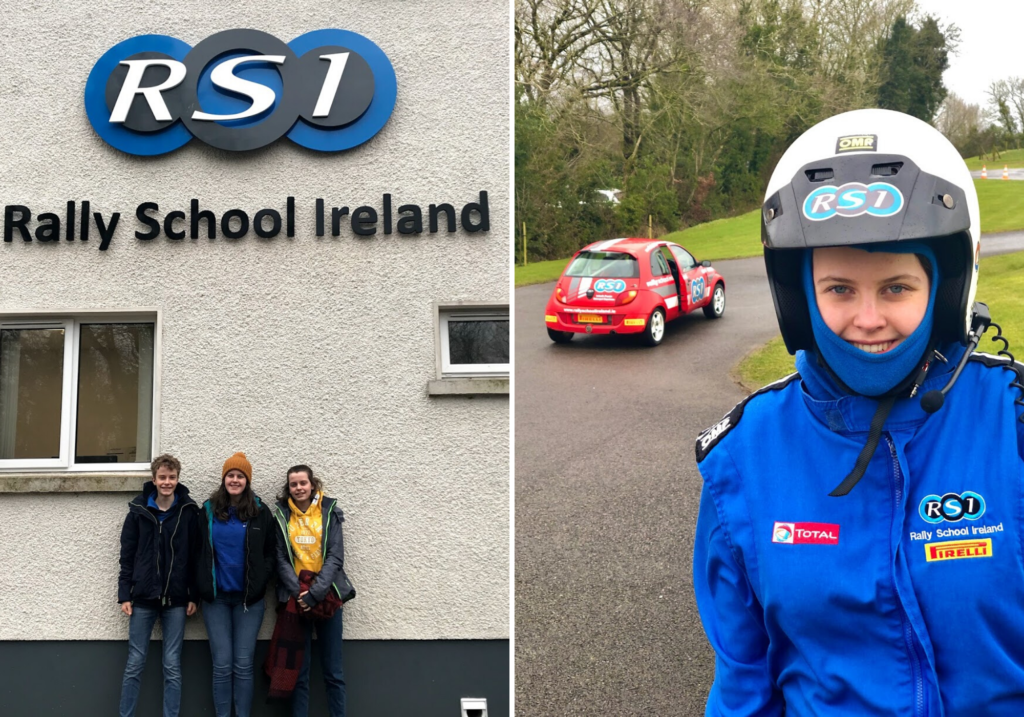 saucepan Kids visit Co. Monaghan to try and review family-friendly things to do in Monaghan - Things for teenagers to do in Monaghan - Rally School Ireland