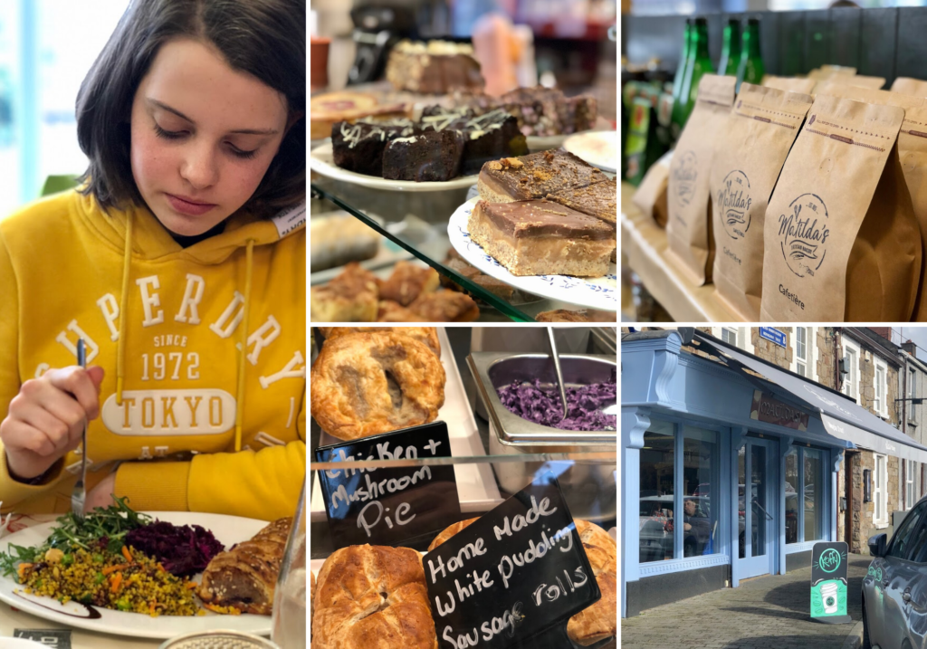 saucepan Kids visit Co. Monaghan to try and review family-friendly things to do in Monaghan - Things for teenagers to do in Monaghan - Matilda's Artisan Bakery and Deli Carrickmacross