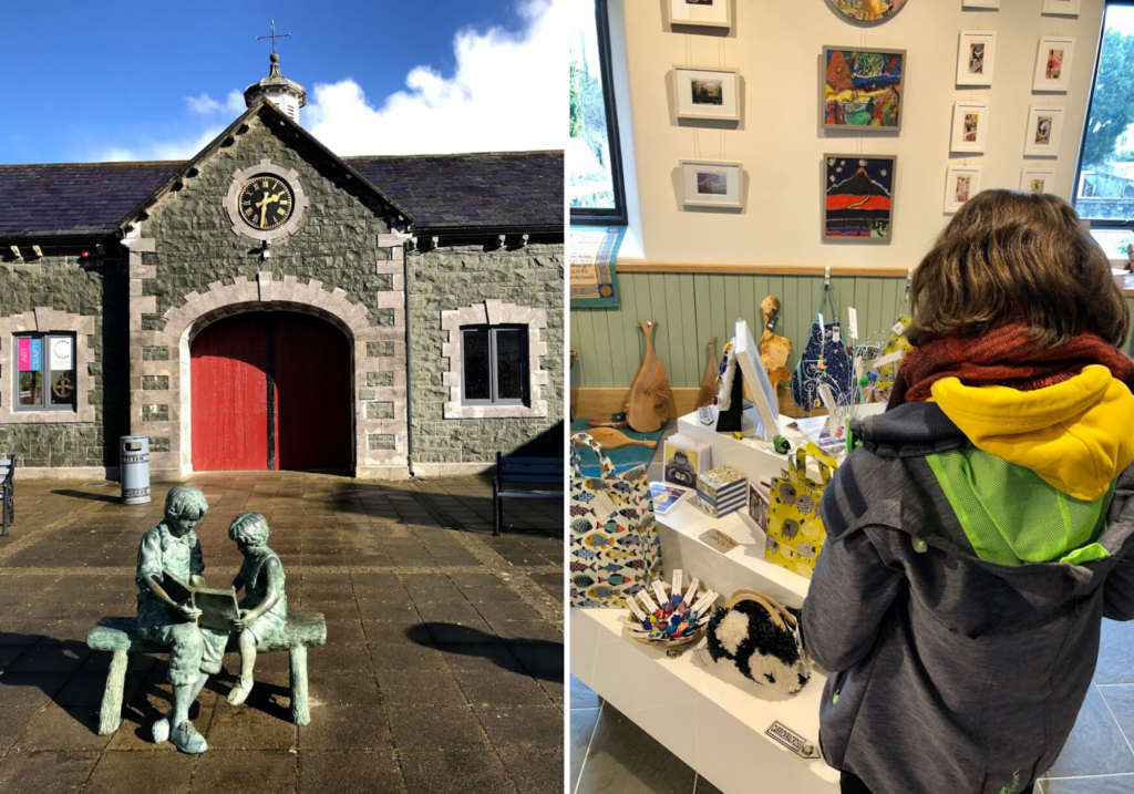 saucepan Kids visit Co. Monaghan to try and review family-friendly things to do in Monaghan - Things for teenagers to do in Monaghan - Carrickmacross The Collective at the Market