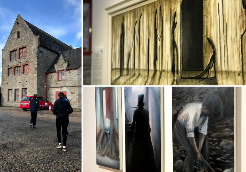 saucepan Kids visit Co. Monaghan to try and review family-friendly things to do in Monaghan - Things for teenagers to do in Monaghan - Carrickmacross Workhouse