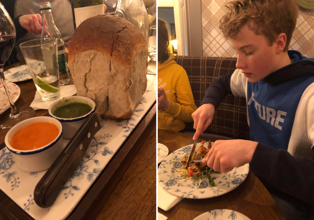 Saucepan Kids visit Co. Monaghan to try and review family-friendly things to do in Monaghan - The Batch Loaf Dinner