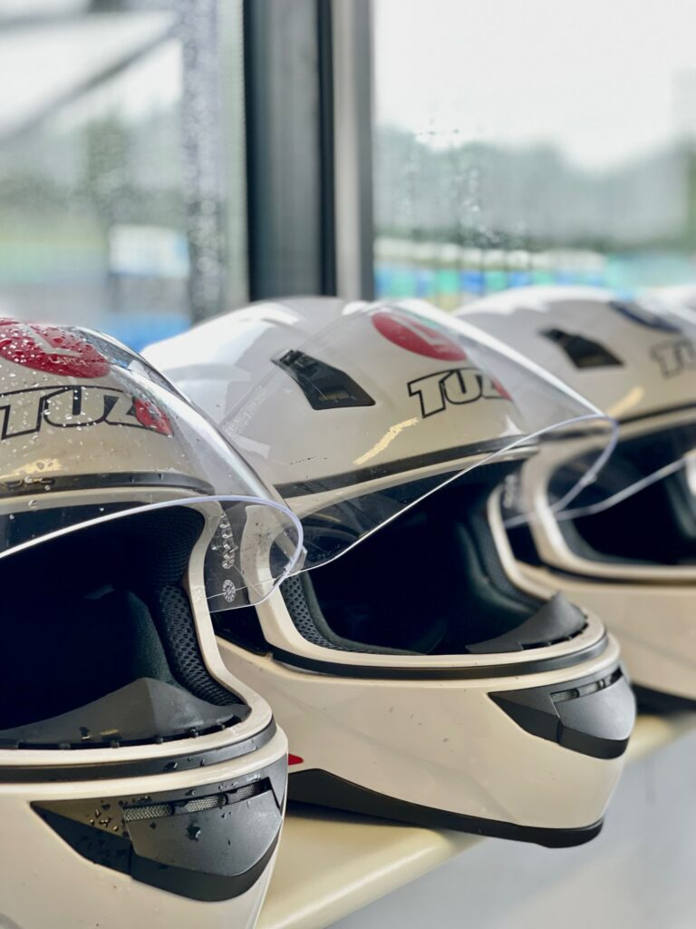 Saucepan Kids visit Boyne Valley - Top things to do with teenagers in the Boyne Valley - White River Park Karting