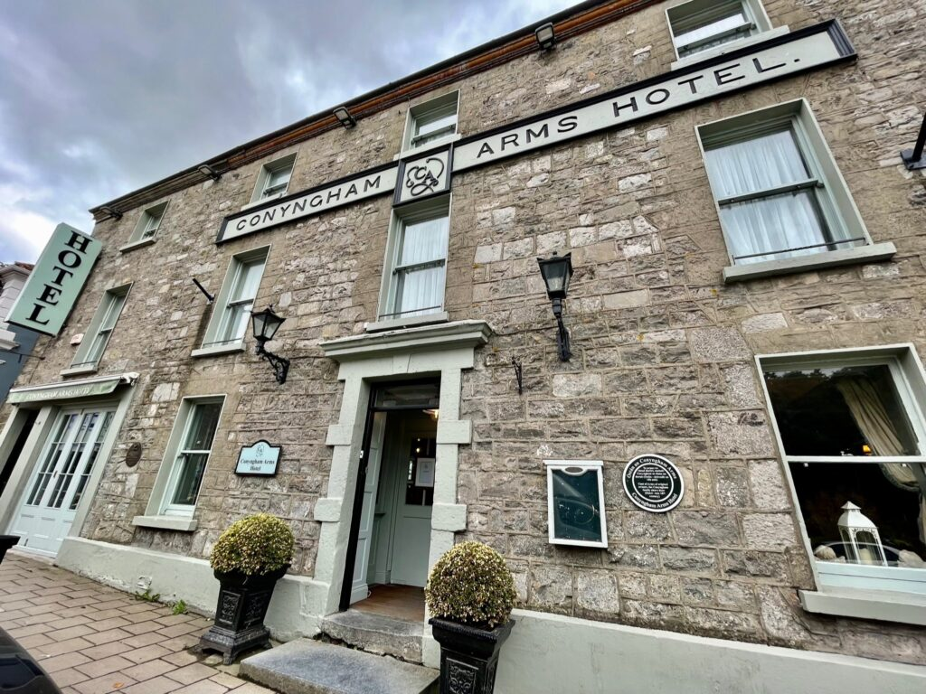 Discovering the Boyne Valley with Teens – A stay at the Conyngham Arms Hotel in Slane