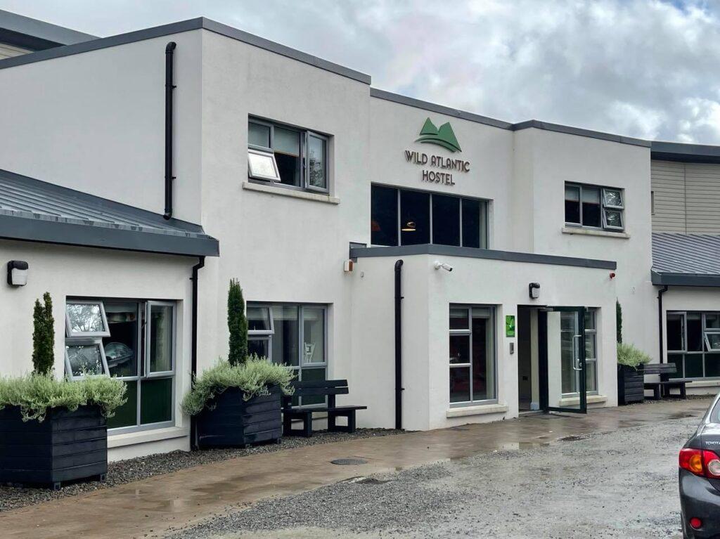 Saucepan Kids review Delphi Adventure Resort Galway - Things to do in Mayo Galway Ireland with teenagers - wild Atlantic Hostel